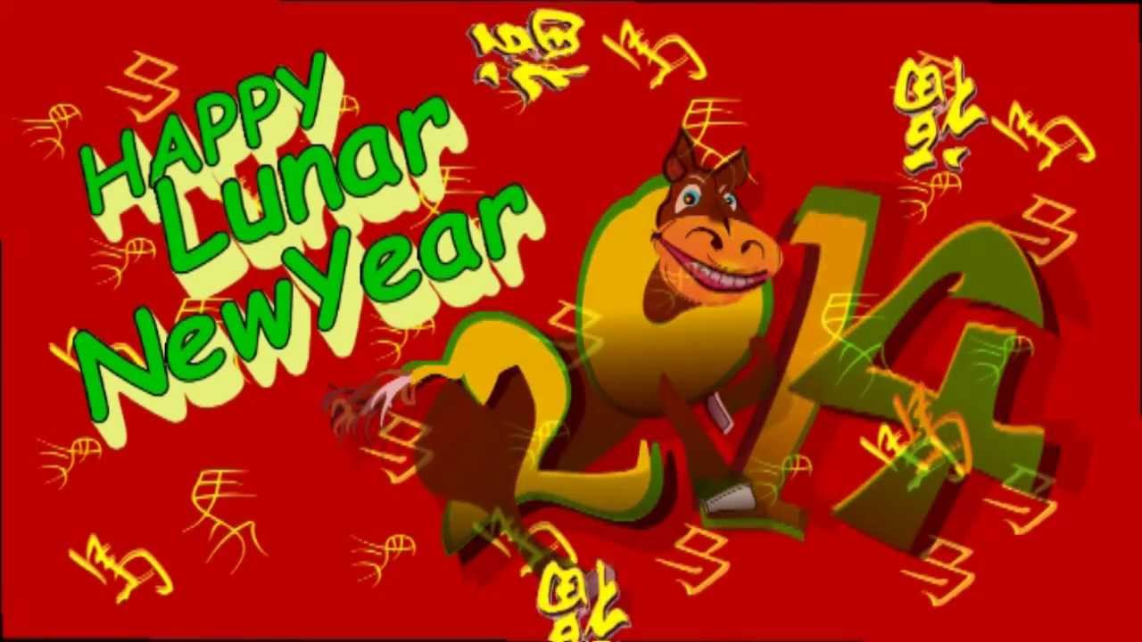 Chinese new year 2014 greetings jan 31st year of the horse youtube m4hsunfo Image collections