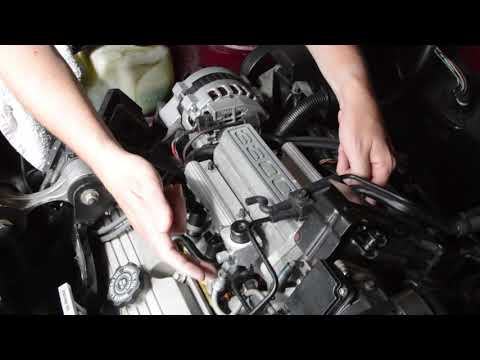 Fuel Injector Replacement on a 1989 Oldsmobile Cutlass Ciera (3.3L V6)