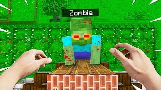 DON'T STOP RUNNING! ZOMBIE CHASE PARKOUR!