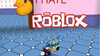 LITTLE Z.Z. VS ROBLOX!