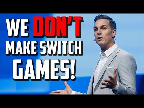 EA Should Just Admit They Hate Nintendo