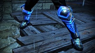 Path of Exile: Lunaris Boots