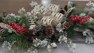 Christmas Decorating/Christmas Centerpiece Ideas