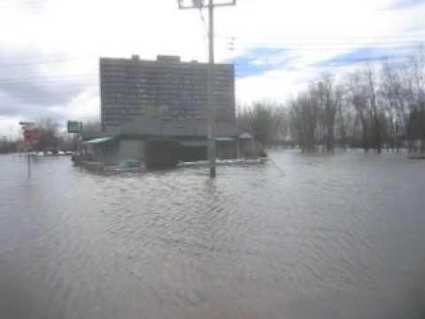 Montreal Island Flooding 2 - May 7, 2017