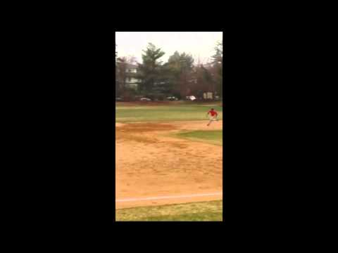 Adam Quaranta Moorestown Friends School 2015 (Baseball)