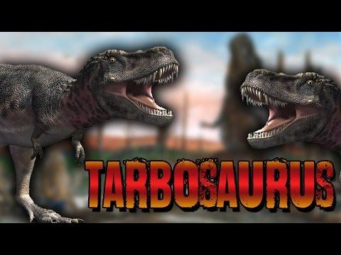 Lo que no conocías de un Tarbosaurus