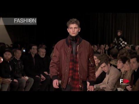 BURBERRY London Fashion Week Fall Winter 2016 by Fashion Channel