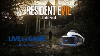 Play Station VR - Resident Evil 7 Biohazard