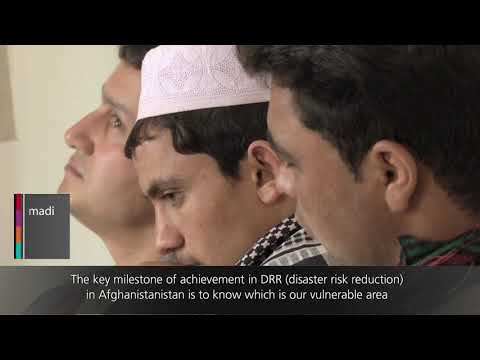 SENDAI FOCAL POINT: AFGHANISTAN