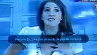 Replica Terremoto Chile 7,2 TVN