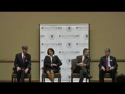 The Federalist Society's Alabama Attorney General Candidate Forum (moderated by Allen Mendenhall)