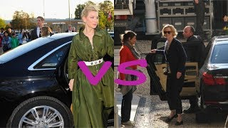 Cate blanchett cars vs Nicole kidman cars (2018)