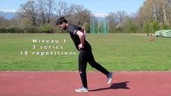 Exercices des membres inférieurs