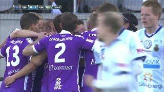 Höjdpunkter: IFK Göteborg vände och krossade Gefle i målfest - TV4 Sport