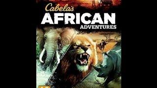 Cabela's African Adventures (Африканские Приключения Кабелас) симулятор охоты