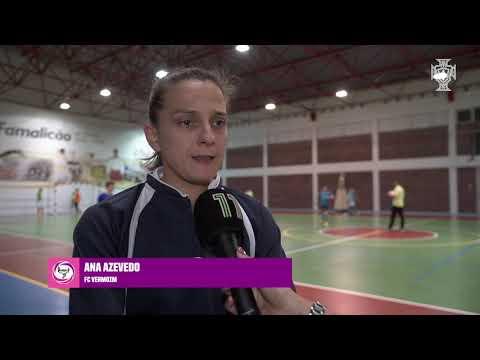 Taça de Portugal futsal feminino: FC Vermoim destaca a importância da eficácia