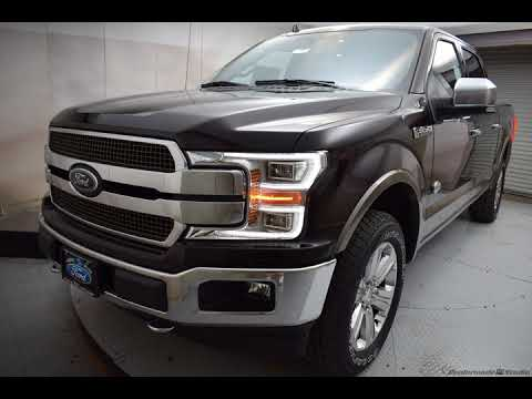 2018 Magma Red Ford F-150 4D SuperCrew #6662