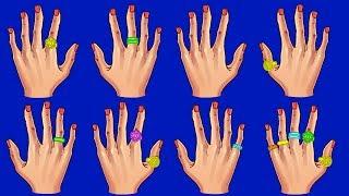 O que o uso de anéis em diferentes dedos dizem sobre sua personalidade