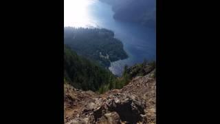 Lake Crescent -Storm King Trail