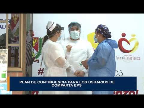 El Hospital Federico Lleras ya está atendiendo a 39 pacientes