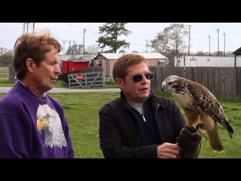 Wings to Soar at 2013 EAGLE EXPO-Morgan City, Louisiana