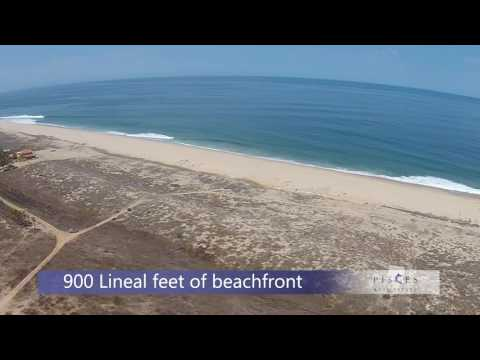 """Villas del Pacifico"", Beachfront Developer Land for Sale in Baja, Mexico"