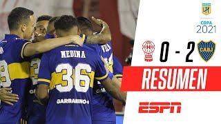 ¡EL XENEIZE GANÓ Y SE PRENDE ARRIBA EN LA ZONA B! | Huracán 0-2 Boca | RESUMEN