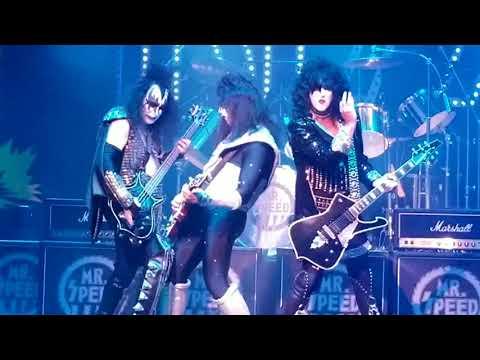 Mr. Speed - KISS Tribute Band - Detroit Rock City/Shout It Out Loud (Live 2018)