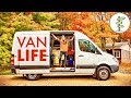 Van Life on a Budget - Traveling Songwriter Living in DIY Sprinter Conversion