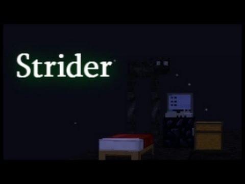 Strider Minecraft CreepyPasta Mod YouTube