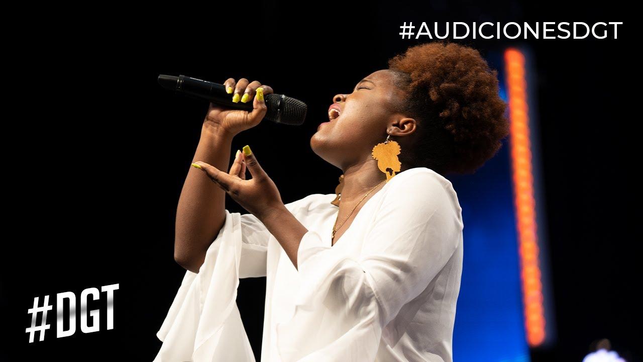 Aura Estrella, la Beyoncé dominicana | Dominicana's Got Talent 2019