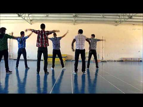 Bruno Mars - The Lazy Song (Original dance version)