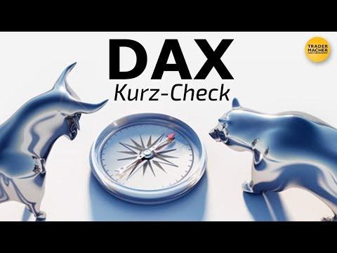 DAX Kurz-Check + Triff mich in Stuttgart!