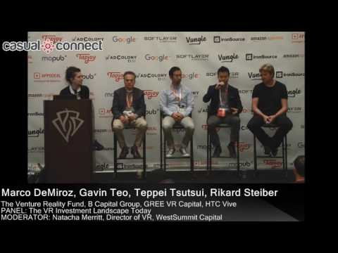 The VR Investment Landscape Today | PANEL