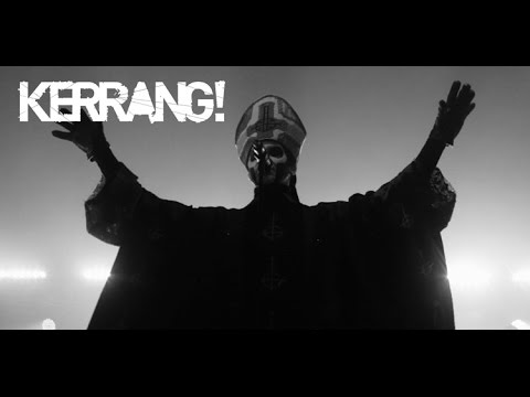 To The Stage... Ghost - Kerrang! Reading Festival 2015
