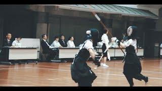 富士高校薙刀部(第13回全国高等学校なぎなた選抜大会 東京都予選会)