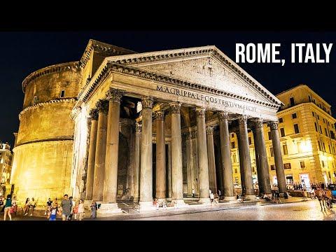 A Walk Through Ancient Rome, Italy 🇮🇹