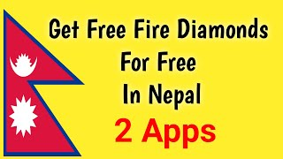 2 Apps To Get Free Fire Diamonds For Free In Nepal 2020 - Free Diamonds For Free Fire Nepal screenshot 5