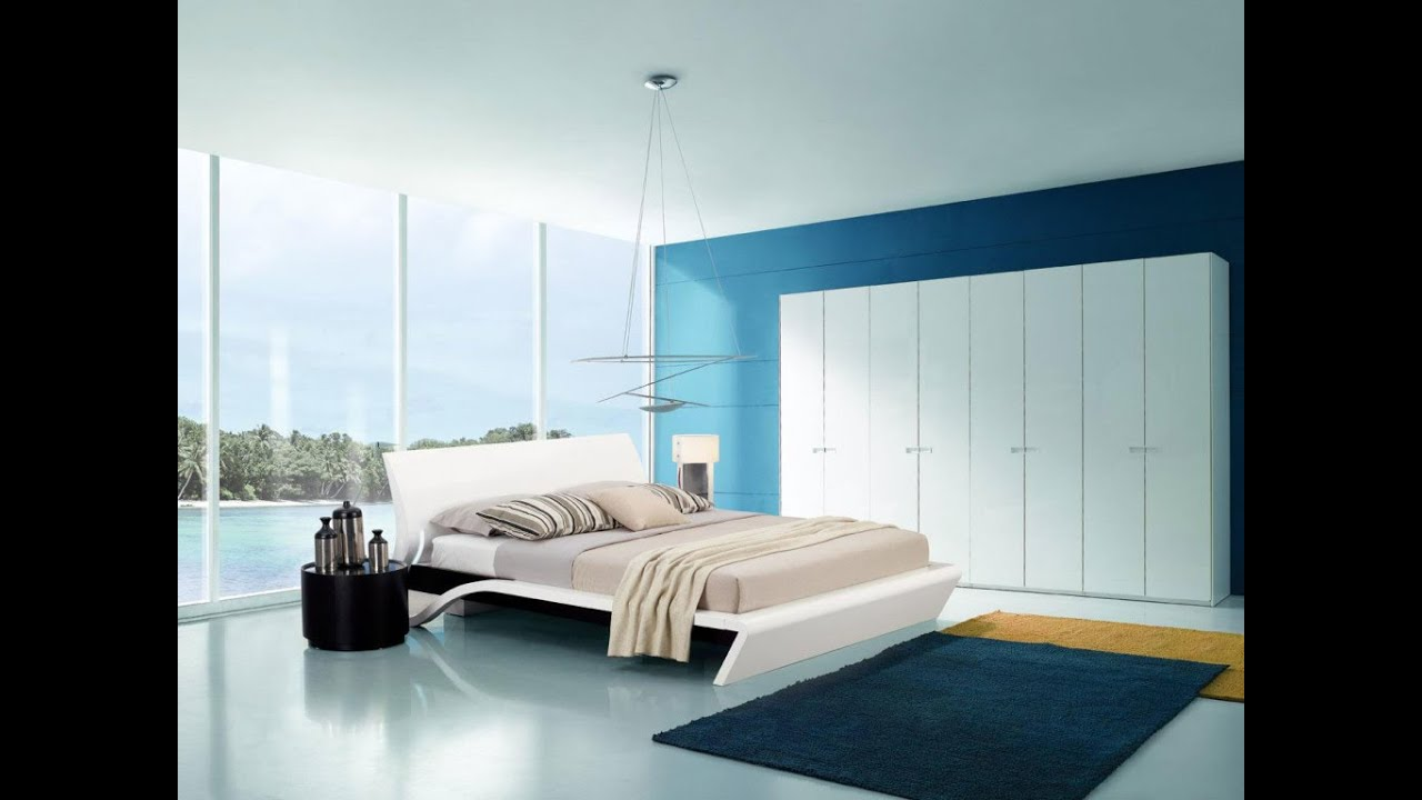 best pics of light blue bedroom ideas - youtube