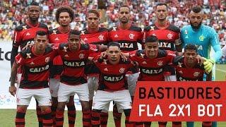 Bastidores | Flamengo 2x1 Botafogo