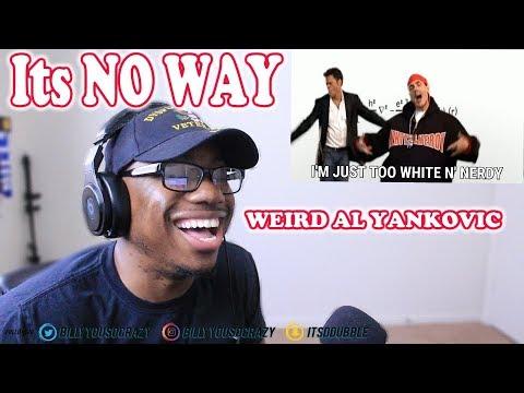 Weird Al Yankovic  - White & Nerdy REACTION! HE BOUGHT A BOOTLEG VHS? LMAO