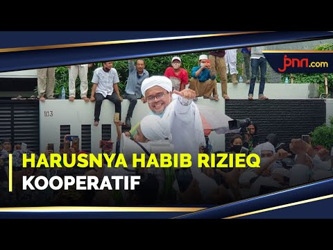 Mahfud MD Sayangkan Sikap Tak Kooperatif Habib Rizieq Shihab