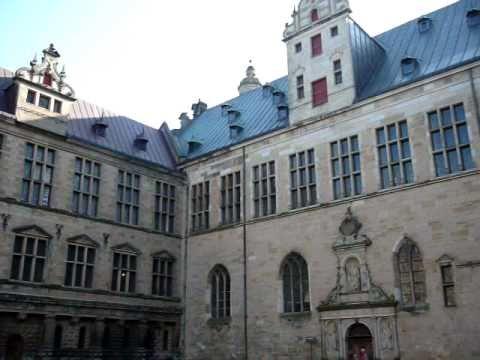 Helsingør Denmark - Kronborg Castle