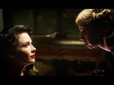 Agent Carter 02x07 scenes: Whitney Frost interrogates Dottie
