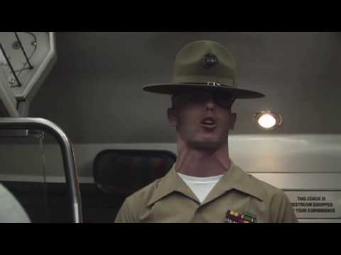 Welcome to MCRD and The Most Terrifying 24 Hours of Your Life!