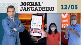Jornal Jangadeiro de 12/05/2021, Com Julião Junior