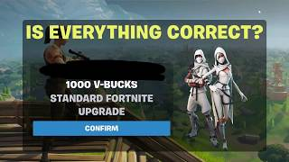 EASY WAY TO GET FREE UNLIMITED V BUCKS FOR FORTNITE (NO VERIFICATION)