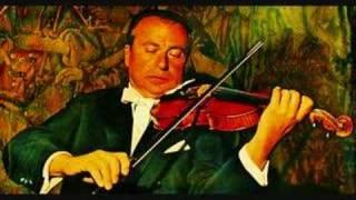 Henryk Szeryng Bach Sonatas & Partitas Partita 1 Allemanda