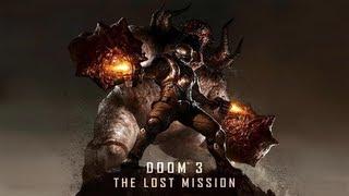 Doom 3: The Lost Mission Walkthrough (HD)
