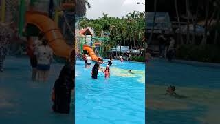 Water Parj Bonding